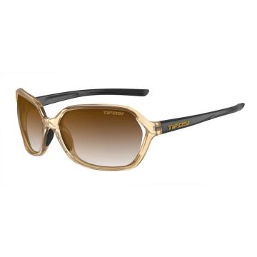 Tifosi Women's Swoon Sunglasses - CrystalBrown/Onyx,BrownGradien