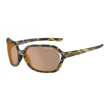 Tifosi 2020 Women's Swoon Sunglasses - Leopard, Brown Polarized - Leopard,BrownPolarized