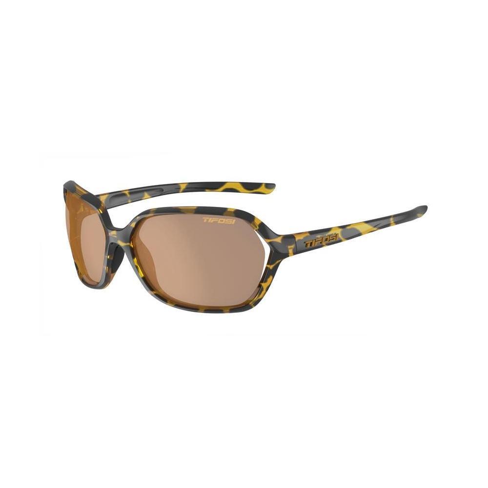 2020 Women's Swoon Sunglasses - Leopard, Brown Polarized