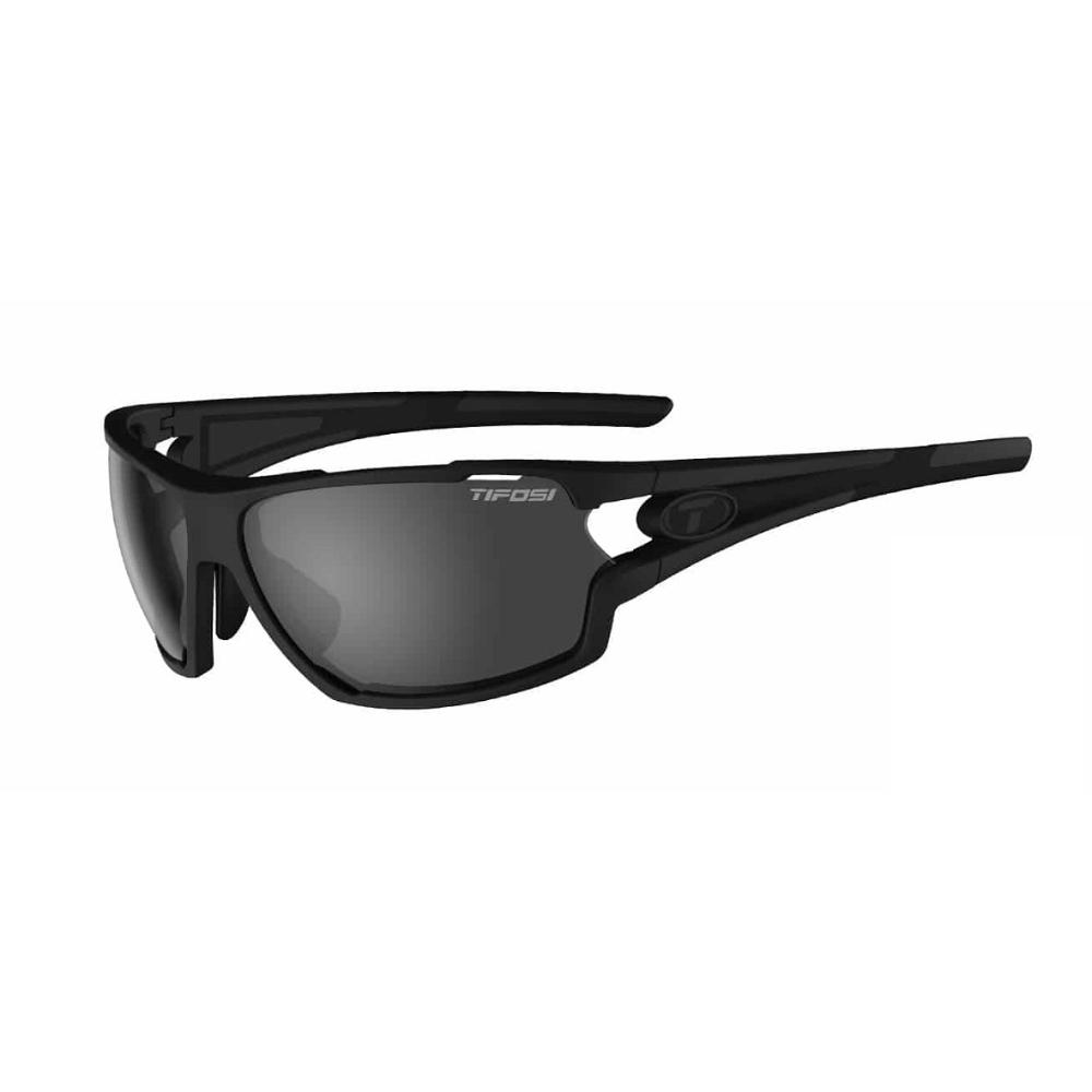 2020 Amok Sunglasses - Matte Black, Smoke/ACRed/Clear