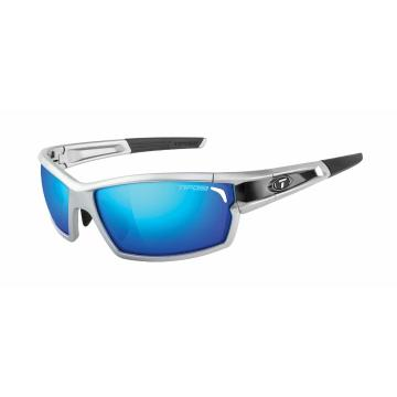 Tifosi CamRock Sunglasses - Silver/Black/Clarion Blue/AC R