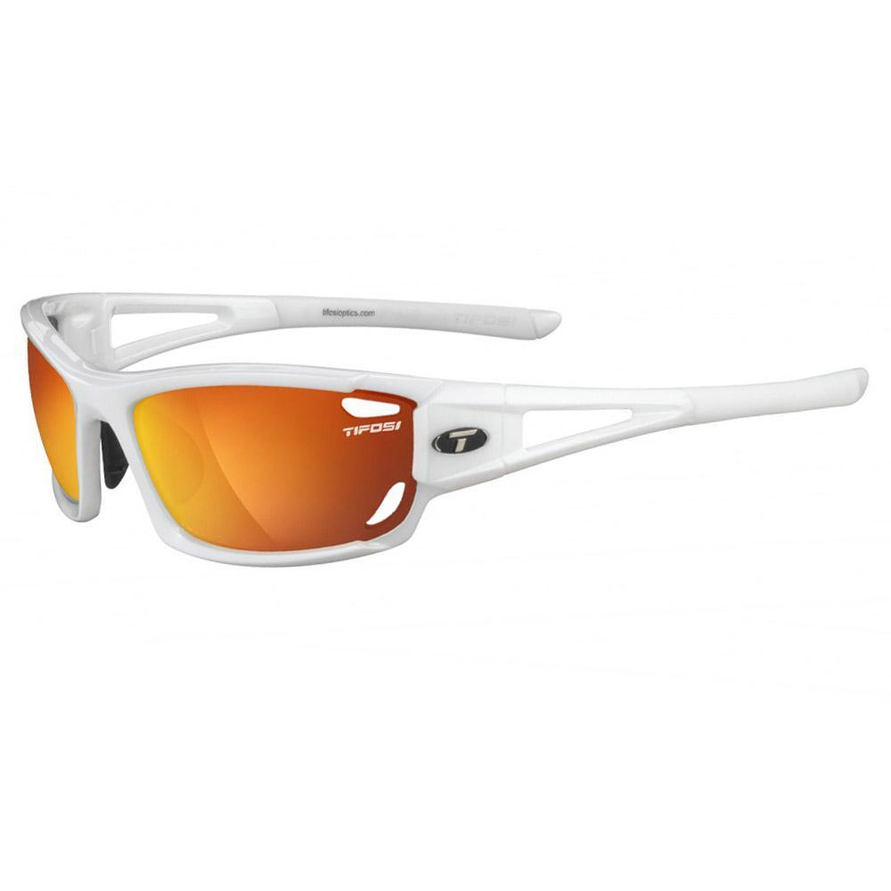 Dolomite 2.0 Sunglasses - Pearl White with Spare Lenses
