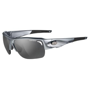 Tifosi Elder Sunglasses - Gloss Gunmetal, Smoke Fototex Polarized Lens
