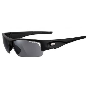 Tifosi Lore Sunglasses - Matte Black with Spare Lenses
