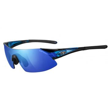 Tifosi Podium XC Sunglasses - Crystal Blue with Spare Lenses