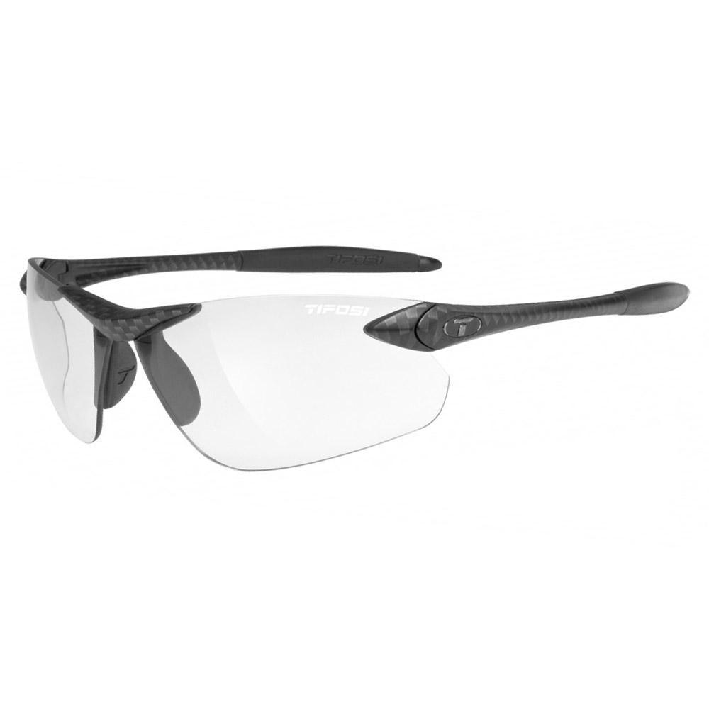 Seek FC Sunglasses - Carbon, Light Night Fototec Lens