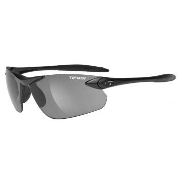 Tifosi 2015 Seek FC Sunglasses - Matte Black, Smoke Lens
