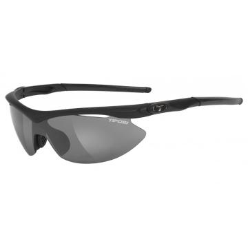 Tifosi Slip Sunglasses - Matte Black with Spare Lenses