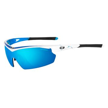 Tifosi Talos Sunglasses - Race Blue with spare lenses