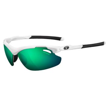 Tifosi Tyrant 2.0 Sunglasses - Matte White with Spare Lenses