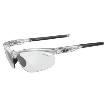 Tifosi Veloce Sunglasses - Crystal Clear, Light Night Fototec Lens - Crystal Clear, Light Night FC