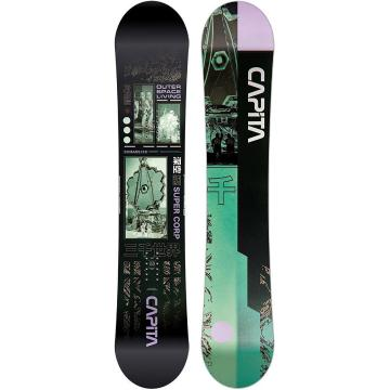 Capita 2021 Men's Outerspace Living Snowboard