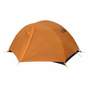 The North Face Talus 2 Tent - Golden Oak/Saffron Yellow