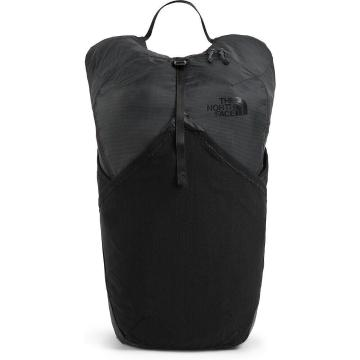 The North Face Flyweight Pack 17L - AsphltGry/TNF Blk