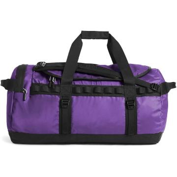The North Face Base Camp Duffel - Peakprpl/TNF Blk