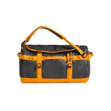 The North Face Base Camp Duffel - Asphalt Gry/Zia Orange