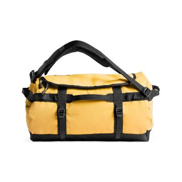 The North Face Base Camp Duffel Bag Small - Summit Gold/TNF Black