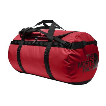 The North Face Base Camp Duffel - TNF Blk/TNF Red