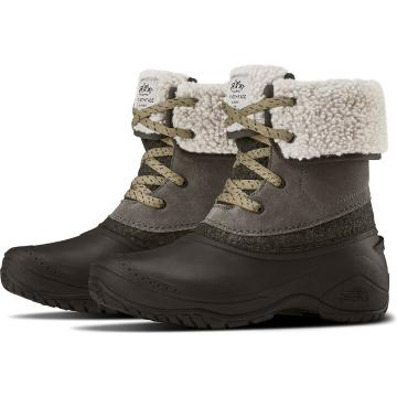 The North Face Women's Shellista II Roll Down - Caribou/Brn