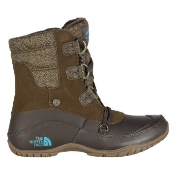 The North Face Women's Nuptse Purna Shorty Boots
