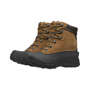 The North Face Men's Chilkat IV Boots - Utility Brown/New Taupe Green