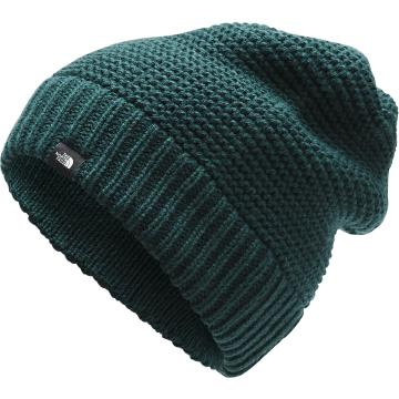 The North Face Women's Purrl Stitch Beanie - Ponderosa Green