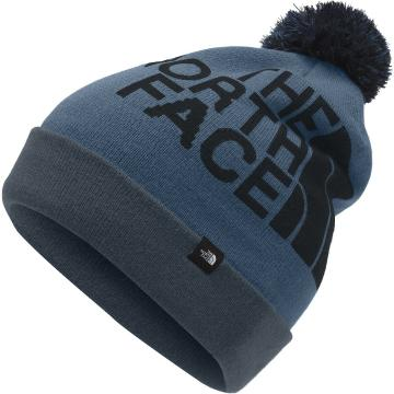 The North Face Men's Ski Tuke V Beanie - Urban Navy/Blue Wing Teal