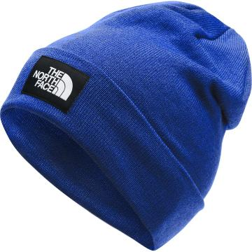 The North Face Men's Dock Worker Recycled Beanie - TNF Blu/TNF Black