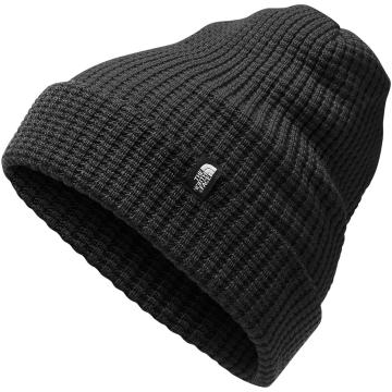 The North Face Waffle Beanie - TNF Black
