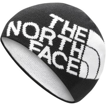 The North Face Youth Anders Beanie - TNF Black/TNF White