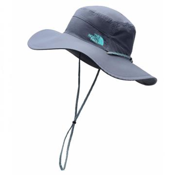 The North Face Women's Horizon Brimmer Hat - Grisaille Grey/Mint Blue