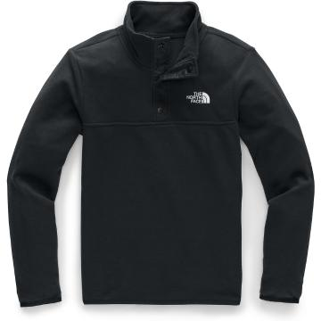 The North Face Boys 2019 Glacier 1/4 Snap - TNF Black