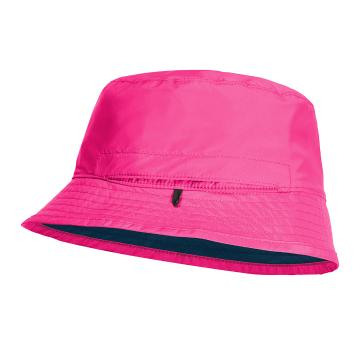The North Face Youth Sun Stash Hat - Petticoatpnk/Bluewingteal
