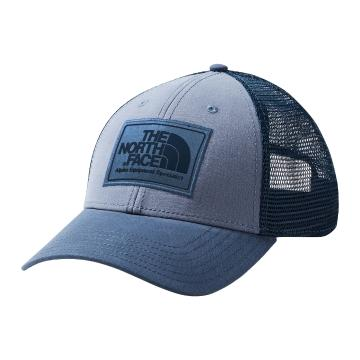 The North Face Mudder Trucker Hat - Gull Blue/Shady Blue