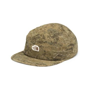 The North Face Marina Camp Hat  - Military Olive Cloud Camo Wash