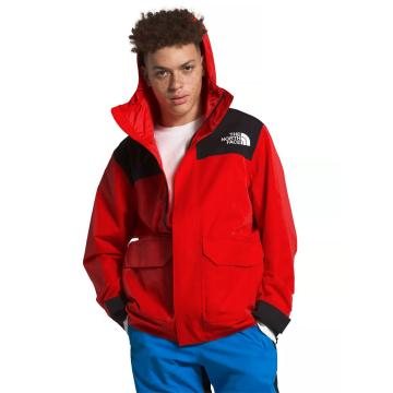 The North Face Men's Cypress Jacket - Fiery Red/TNF Black