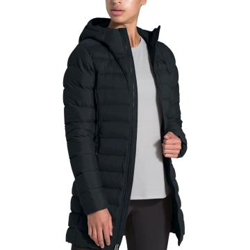 The North Face Women's Stretch Down Parka - TNF Black