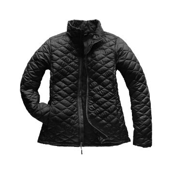The North Face Women's ThermoBall Jacket - TNF Black Matte