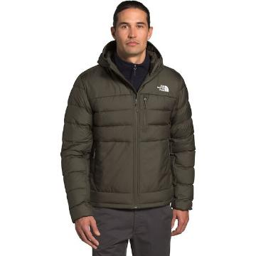 The North Face Men's Aconcagua 2 Hood jacket - New Taupe Green