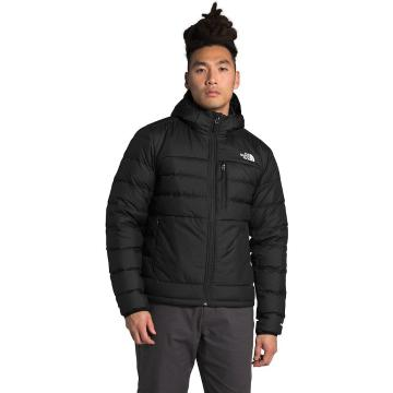The North Face Men's Aconcagua 2 Hooded Jacket - TNF Black