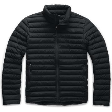 The North Face Men's Stretch Down Jacket - TNF Black