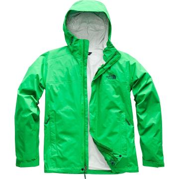 The North Face Men's Venture 2 Rain Jacket - Primary Green/Primary Green
