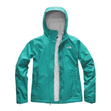 The North Face Women's Venture 2 Rain Jacket - Kokomo Green