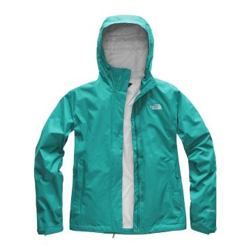 The North Face Women's Venture Rain Jacket - Kokomo Green