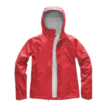 The North Face Women's Venture 2 Rain Jacket - Juicy Red