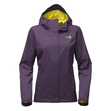 The North Face Women's Venture 2 Jacket - Dark Eggplant Purple