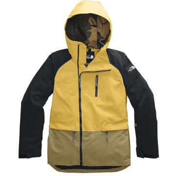 The North Face Women's Superlu Jacket - GoldnSpice/TNF Blk/British