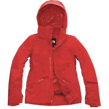 The North Face 2020 Women's Lenado Jacket - Fiery Red