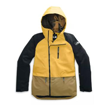 The North Face Women's Superlu Jacket - Gdn Spce/Blk/BritKhaki