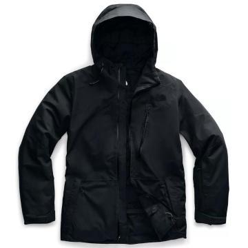 The North Face 2021 Men's Descendit Jacket - TNF Black